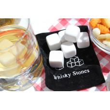 Biele chladiace kamene do Whiskey, sada 9ks, CHD814