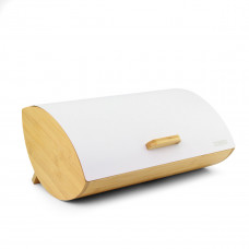 Bambusový chlebník Promis PCHZ-3W, biela
