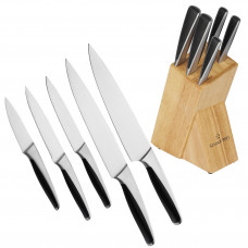 Sada nožov v stojane Starke Pro Haruna 1303, 6 kusov
