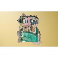 3D fototapeta, Benátky, 100 x120cm