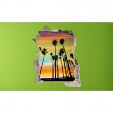 3D fototapeta, California, 100 x120cm