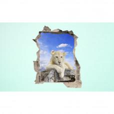 3D fototapeta, Lev, 100 x120cm
