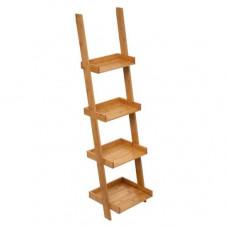 Bambusový rebrík 5Five 4520, 4 úrovne