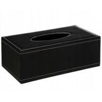 Box na papierové vreckovky 5Five 4685, čierny