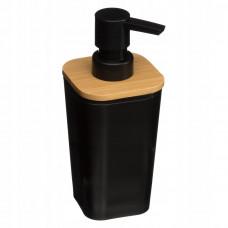 Dávkovač na tekuté mydlo Natureo 5Five 749N, čierny
