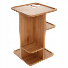 Rotačný bambusový stojan 5Five 0902, 29 cm