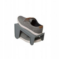 Organizér na obuv sivý 5Five 7877, 5 ks