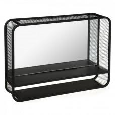 Dekoratívne zrkadlo s policou Atmosphera 2048, 55 cm