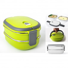 Box na jedlo Eld-150, 1480ml, zelený