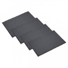 Bridlicové podložky KITCHEN CRAFT Artesa Slate placemats, 30x20cm