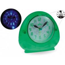 Budík MPM, C01.2564, green, 11cm