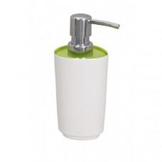 Dávkovač mydla Wenko, zelený
