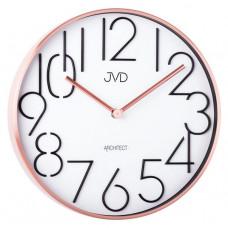 Designové kovové hodiny JVD -Architect- HC06.3, 30cm