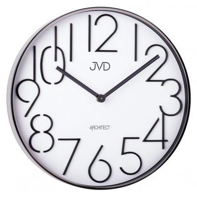 Designové kovové hodiny JVD -Architect- HC06.2, 30cm