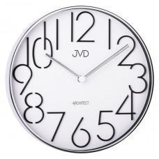 Designové kovové hodiny JVD -Architect- HC06.1, 30cm