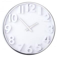 Designové kovové hodiny JVD -Architect- HC03.1, 30cm