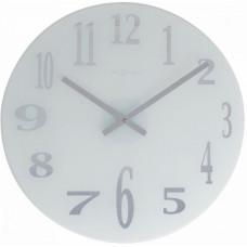 Designové nástenné hodiny Nextime 2472 MIRROR 43cm