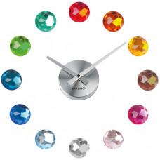 Designové nástenné hodiny 5235mc Karlsson