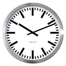 Designové nástenné hodiny 850527 Karlsson 50cm