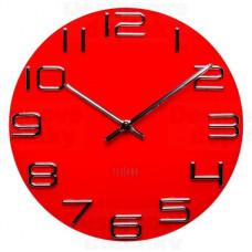 Designové nástenné hodiny CL0068 Fisura 30cm