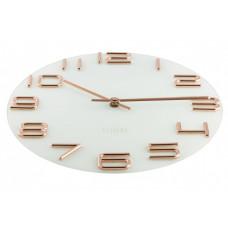 Designové nástenné hodiny CL0066 Fisura 30cm