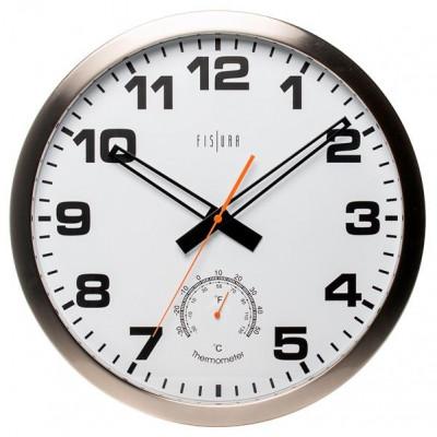 Designové nástenné hodiny CL0072 Fisura 40cm