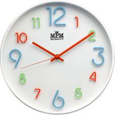 Detské nástenné hodiny MPM, 3459, 30cm