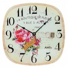 Dizajnové nástenné hodiny 9481 AMS 30cm