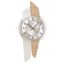 Dizajnové nástenné hodiny 9496 AMS 50cm