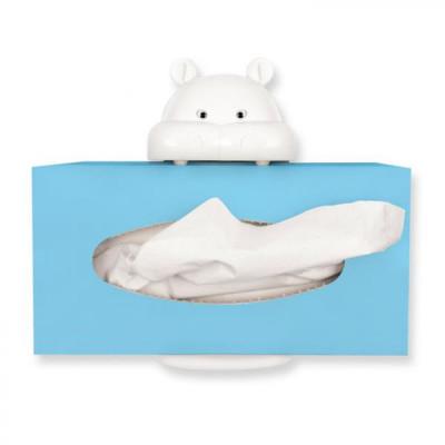 Držiak krabičky obrúskov BALVI Hungry Hippo