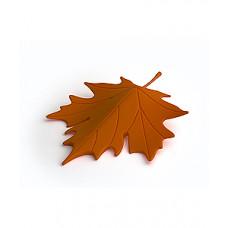 Dverný klin Qualy Autumn Door Stopper, oranžový