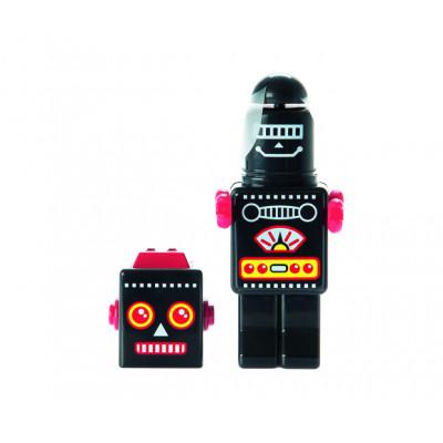 Fan mini Robot /ventilátor, čierny