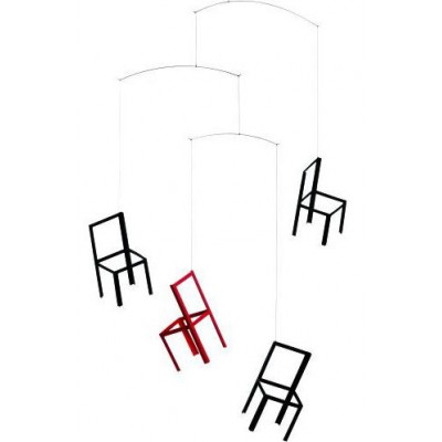 Flying Chairs 45x55cm