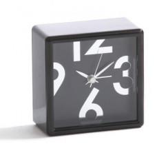 Budík ON TIME black