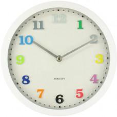 Nástenné hodiny 5116MC Karlsson 25cm