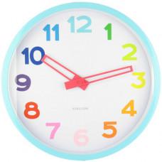Nástenné hodiny 5214 Karlsson 30cm