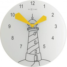 Nástenné hodiny 8808 Nextime LIGHTHOUSE 30cm