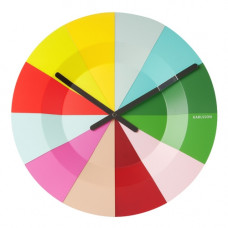 Nastenné hodiny Karlsson KW0042 40cm