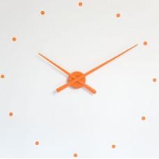 Hodiny na stenu NOMON OJ oranžové 80cm