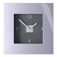 Hodiny na stenu Diamantini & Domeniconi Target silver aluminio 4