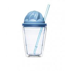 Hrnček SAGAFORM Sweet Milkshake, modrý