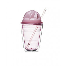 Hrnček SAGAFORM Sweet Milkshake, ružový
