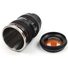 Hrnček objektiv Lens cup