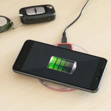 Bezdrôtová nabíjačka InnovaGoods Qi 1026 pre Android a IOS