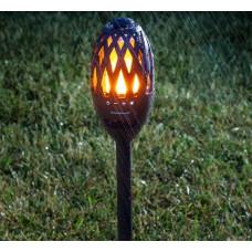 LED lampa s bluetooth reproduktorom InnovaGoods 1012, čierna