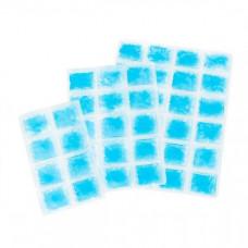 Opakovane použiteľné chladiace vrecká Cubice
