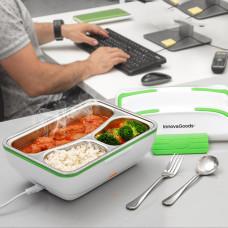 Elektrický obedový box InnovaGoods 50W 220 V inov0697