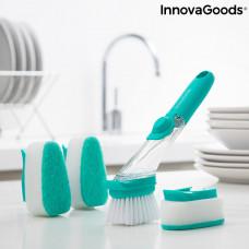 Kefa s dávkovačom Cleansy InnovaGoods 3083