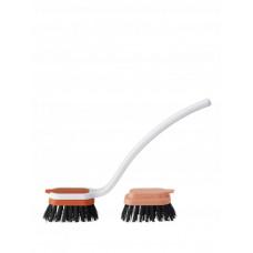 Kefa na riad STELTON RIG-TIG Sink-Caddy Dish Brush- oranžová