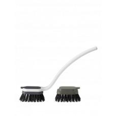 Kefa na riad STELTON RIG-TIG Sink-Caddy Dish Brush- šedá